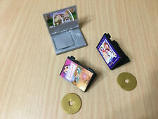Barbie My Scene Doll Pretend CD Movie DVD Player PC Laptop Home Computer Lot