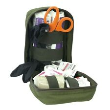 Voodoo Tactical Medical Trauma Kit Stocked First Aid Medic GREEN IFAK