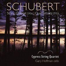 CD de musique classique en album quintette
