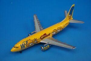 1:400 B737-300 Western Pacific Airlines The Simpsons N949WP 560238 Herpa