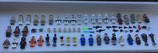 LEGO STAR WARS. Huge job lot of 43 mini figures and accessories. Super condition