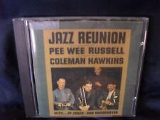 Pee wee russell-Coleman Hawkins – jazz reunion