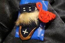 1960s Fur Rendezvous Fur Seal Rondy Anchorage Alaska Collectible Mini Mukluk