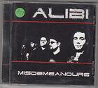 ALIBI - misdemeanours CD