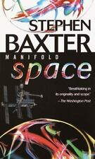 Manifold: Space (Manifold Trilogy), Baxter, Stephen,0345430786, Book, Acceptable