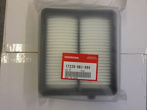 Honda Originale Insight Filtro Aria 2010-2013