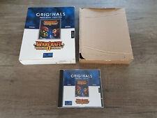 Warcraft 2: Tides of Darkness, Blizzard, PC Big Box CD-ROM