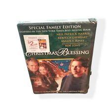 The Christmas Blessing Dvd Neil Patrick Harris Rebecca Gayheart New Sealed