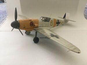 21st Century Toys Ultimate Soldier WWII German Messerschmitt BF-109 Plane