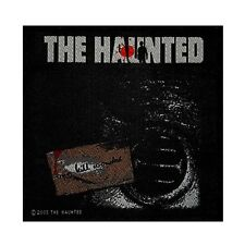 The Haunted One Kill Wonder Patch Swedish Metal Band Album Woven Sew On Applique