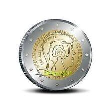 2 EURO COMMEMORATIVO OLANDA 2013 FDC Guglielmo I