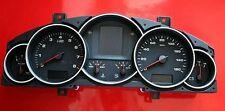 Porsche Cayenne 955 957 WLS GTS Magnum V6 VR6 V8 tacho-rings outside Alu