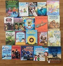 Lot 20 ACCELERATED READERS Picture Books 3rd Third Grade Most AR 3.0-5.0