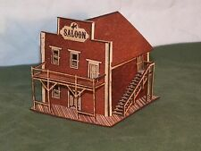 N Scale Old West Saloon Kit