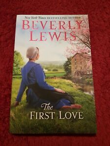 First Love by Beverly Lewis. Free postage. Excellent condition
