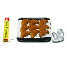 Rement Re-ment Miniature Petit Home Make Cooking Kitchen Set VERY RARE Croissant