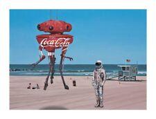 2013 Scott Listfield Coca Cola Viper Droid S/N of 50 Rare !