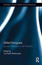 Global Portuguese; Moita Lopes  BOOKH NEW
