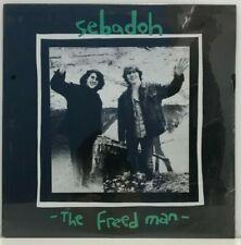 Sebadoh – The Freed Man LP 1989 US SEALED ORIG Homestead Dinosaur Jr Lo-Fi Beck