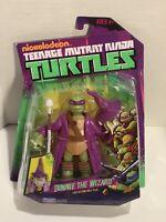 Teenage Mutant Ninja Turtles DONNIE THE WIZARD TMNT Nickelodeon Playmates 2014
