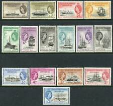 Falkland Islands Dependencies: 1954 Historic Ships (IL19-IL33) Mint