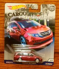 # HOT WHEELS 1/64 - HONDA ODYSSEY (CARGO CARRIERS) METAL/METAL MIB DIECAST #