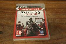 ASSASSIN'S CREED II / 2  EDITION JEU DE L'ANNEE     ----- pour PS3