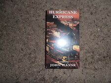 HURRICANE EXPRESS vhs BRAND NEW FACTORY SEALED movie JOHN WAYNE