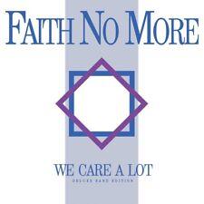 FAITH NO MORE - WE CARE A LOT (2LP+CD,180G)  2 VINYL LP+CD NEW+
