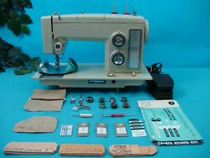INDUSTRIAL STRENGTH HEAVY DUTY SEWING MACHINE SEWS 1/4'' LEATHER, UPHOLSTERY+++