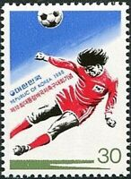 Korea South 1980 SG1443 30w Football MNH