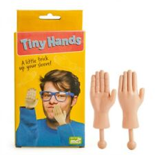 444226 TINY HANDS HILARIOUS PAIR OF TINY PROP HANDS TO PRANK YOUR FRIENDS WITH!