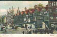 Holborn old houses