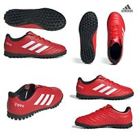 Adidas Copa 20.4 TF J Boys Kids Football Soccer Astro Turf Youth Shoes Lace Up