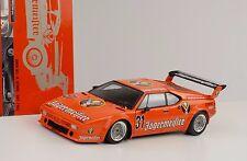 1982 BMW M1 #31 DRT Maître chasseur Roi 1:18 Minichamps