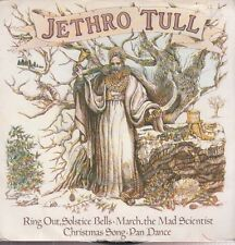 "jethro tull ring out solstice bells 7"" uk"