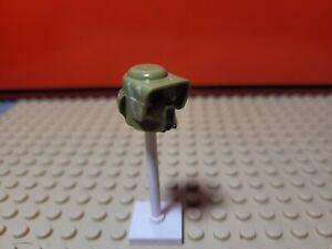 Lego Star Wars 41st Elite Corps Trooper Kashyyyk Minifig Sand Green Helmet ONLY!