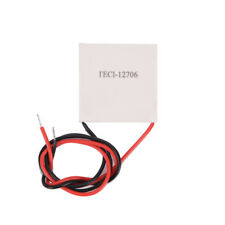 Tec1-12706 Heatsink Thermoelectric Cooler Cooling Peltier Plate Module 12v