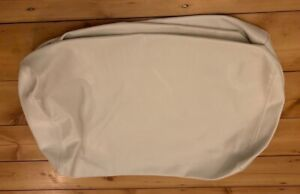 X1 Original White Leather BACK REST COVER ONLY Habitat Robin Days Forum