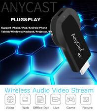1080P HDMI Screen Mirror AnyCast TV Audio/Video Stick Streamer for Hulu Netfilx