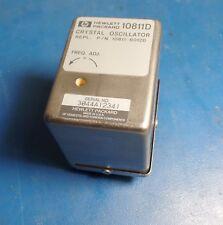 HP / Agilent 10811D 10811- 60120 Crystal Oscillator 10MHz OCXO