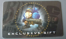 WoW Loot Card - Blizzcon 2009 Grunty / Murloc Space Marine