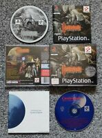 Castlevania: Symphony of the Night Limited Edition - Sony PlayStation 1 PS1 Game