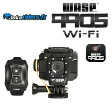 WASPcam 9905 Wi-Fi - Action Cam - video 5Mpixel - photo 16Mpixel - Angle 170°