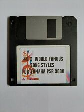 PSR 9000 - 40 X World Famous Song Styles for Yamaha PSR 9000 and 9000 Pro