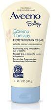 AVEENO Baby Eczema Therapy Moisturizing Cream 5 oz (Pack of 5)