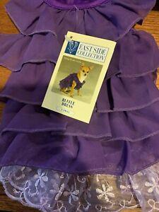 Dog Tartan Holiday DRESS XS XSmall