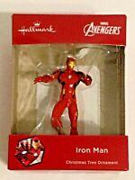 Hallmark Iron Man Marvel Avengers Christmas Tree Ornament New