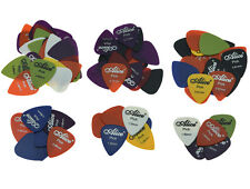 100pcs Alice Guitar Pick Picks Matte ABS  Plectrum Plectrums w/ Random Colors