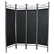 Biombo, 180 x 160 cm, Negro